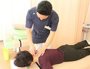 肩首の治療